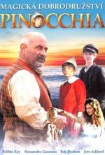 Magická dobrodružství Pinocchia